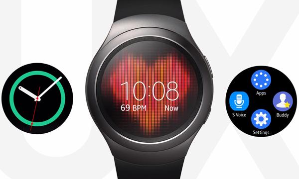 Samsung Gear S2 ay sonunda geliyor, fiyatlar belli oldu