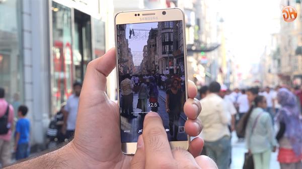 Samsung Galaxy Note 5 inceleme videosu