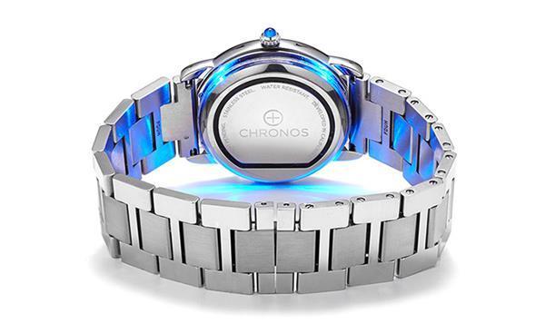 Saatler için akıllı aparat: Chronos