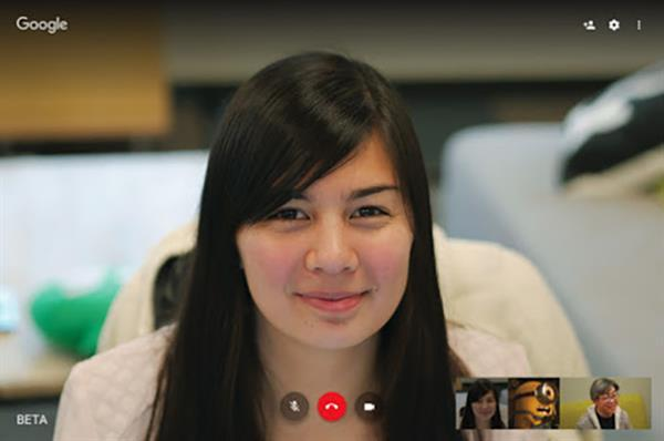 Google Hangouts'a yeni arama deneyimi