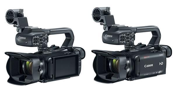 Canon, iki yeni profesyonel video kamerasını tanıttı