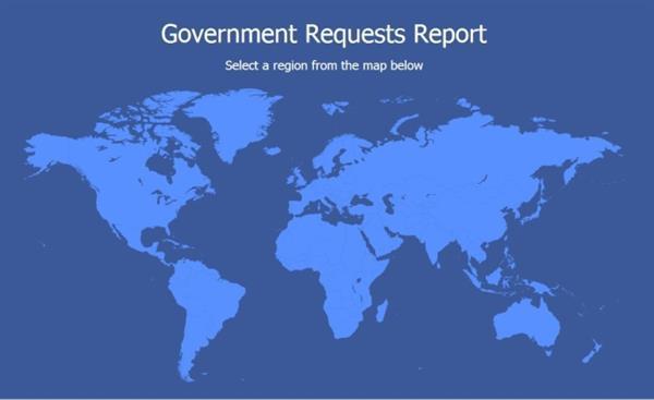 Facebook'a yapılan içerik engelleme talepleri hızla artıyor