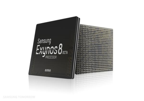 Samsung Galaxy S7'de kullanılacak yonga seti belli oldu : Özelleştirilmiş Exynos 8890
