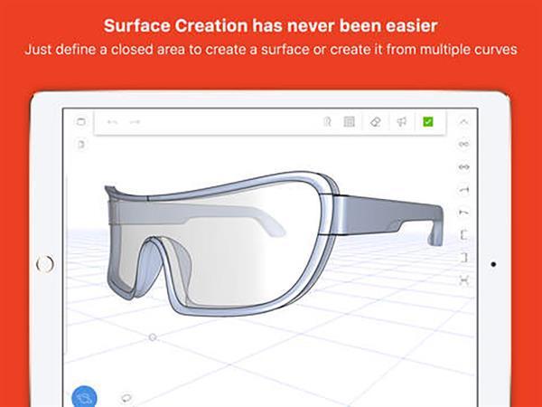 iPad Pro'ya özel yeni 3D tasarım uygulaması: uMake