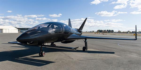 Kişisel uçakların en hızlısı: Valkyrie