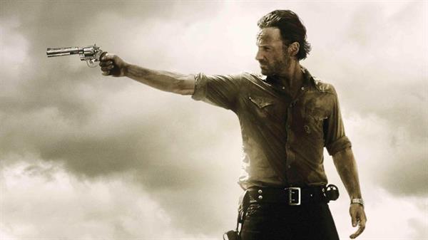 The Walking Dead kötü adamını buldu