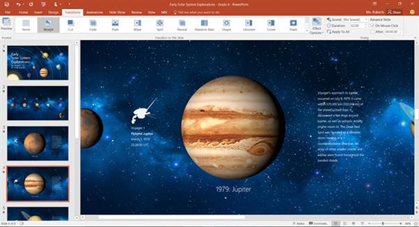 PowerPoint'e iki yeni araç: Designer ve Morph