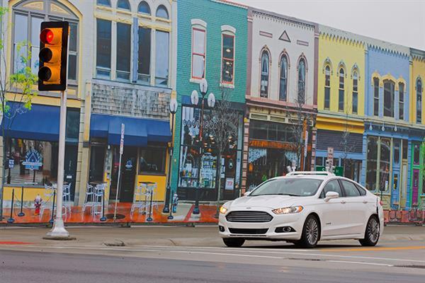 Ford, otonom araçlarını özel bir şehirde test ediyor