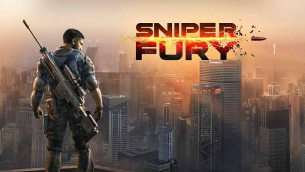 Gameloft'tan Sniper Fury geliyor
