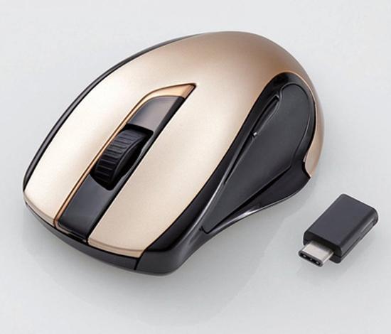 USB Type-C bağlantılı ilk kablosuz fare göründü
