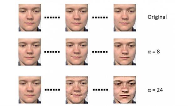 Yeni algoritmayla yüz ifadeleri gizlenemeyecek