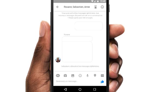 Facebook, kendini yok eden mesajları test ediyor