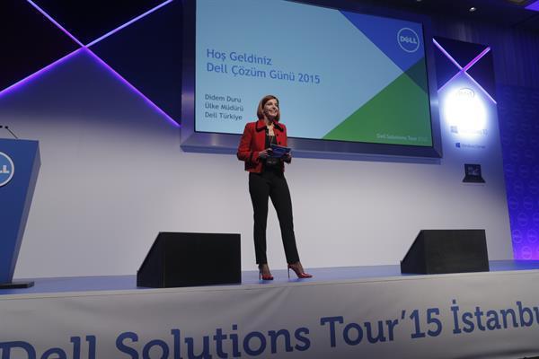 Geleceğe hazır işletmeler' Dell Çözüm Günü 2015'te ele alındı