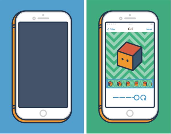 Tumblr'ın mobil sürümlerinde GIF üretimi kolaylaştı