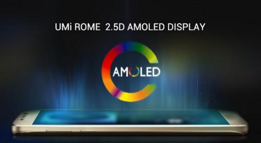 UMi Rome 3 GB belleği ve 90 dolarlık fiyatı ile dikkat çekiyor