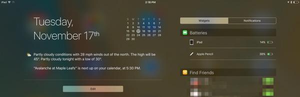 iPad Pro'da Apple Pencil'ın şarj yüzdesi nasıl kontrol edilir?