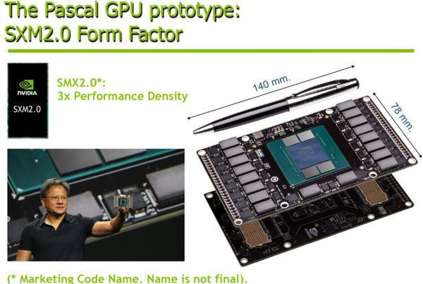 16GB HBM 2 bellek ve 1TB/s bant genişliği: İşte Nvidia Pascal