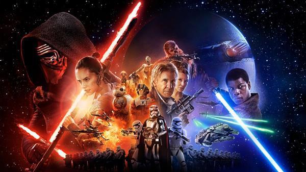 Yıldız Savaşları: Güç Uyanıyor rekora koşuyor
