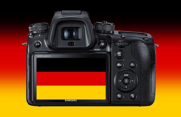 Samsung, Alman kamera pazarından çıkıyor