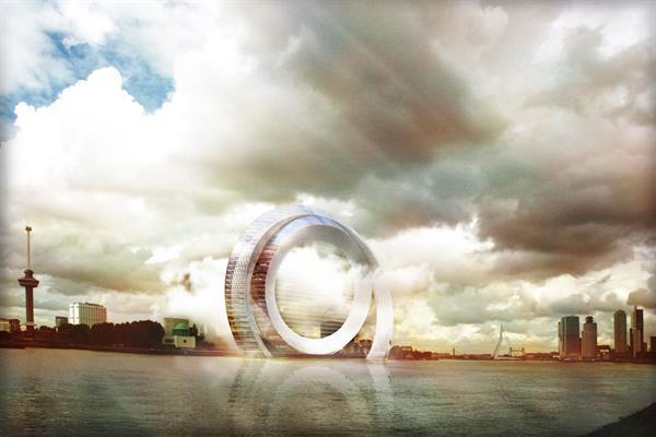 Dünyanın En Büyük Rüzgar Gülü