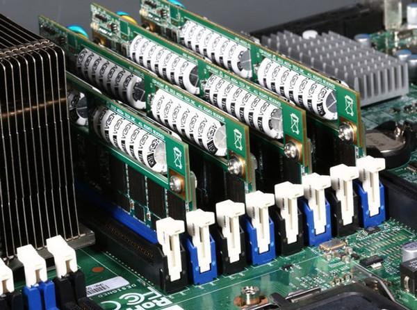 Samsung'dan Intel'in 3D XPoint bellek teknolojisine yanıt