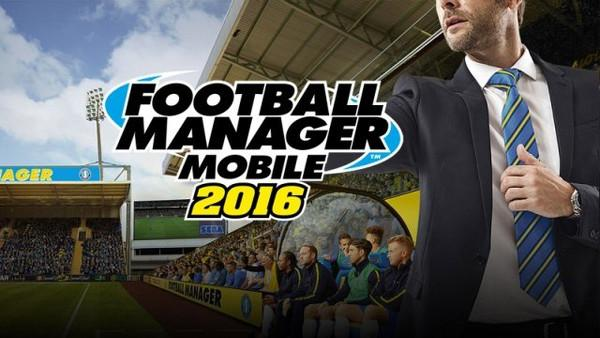 Sega Football Manager Mobile 2016 indirmeye sunuldu