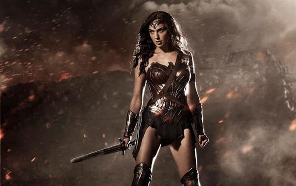 Wonder Woman'ın çekimlerine başlandı