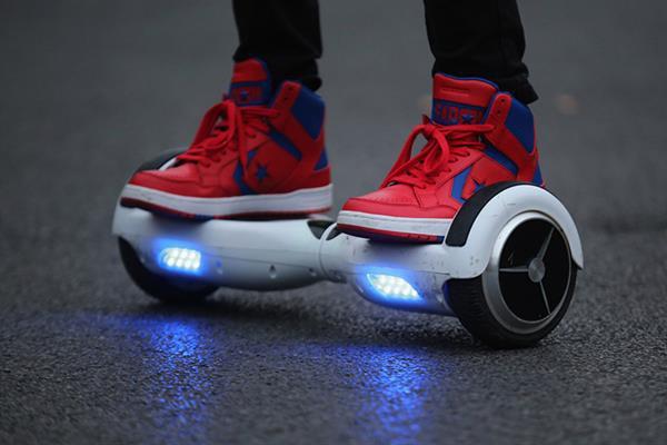 New York'ta 'hoverboard' kullanımı yasadışı ilan edildi
