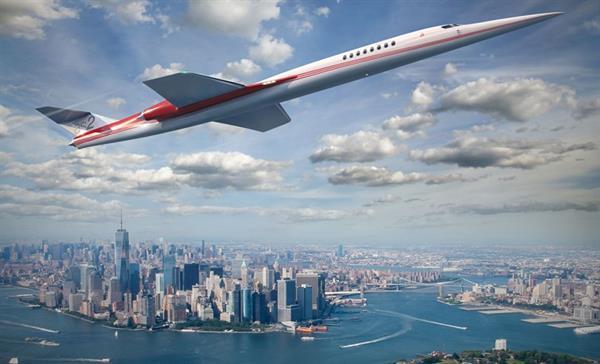 Dünyanın en hızlı jeti 2023 yılında uçuşa başlayacak
