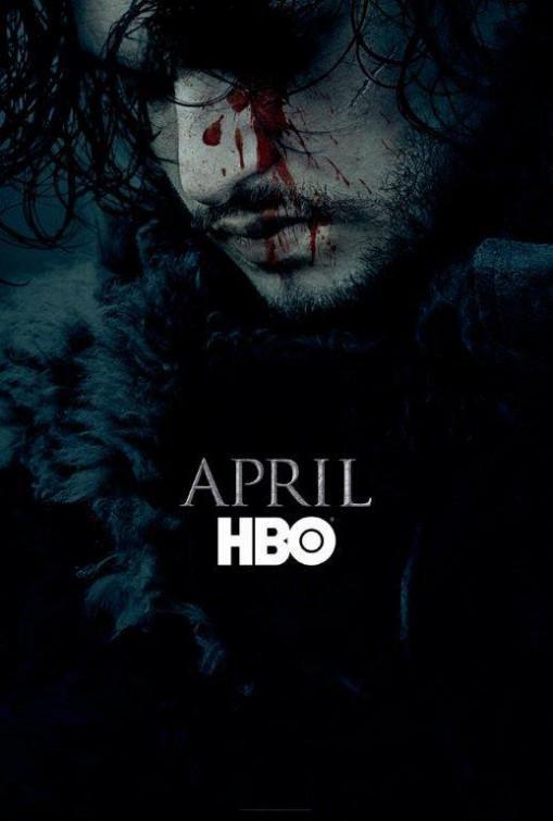 Game of Thrones'un yeni sezonundan ilk poster
