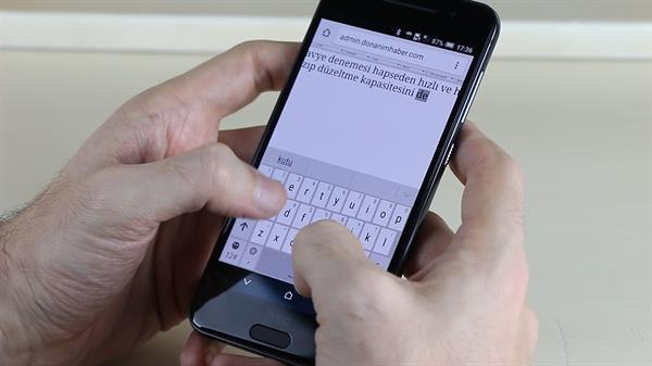 HTC One A9 inceleme videosu