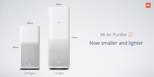 Xiaomi hava temizleyici serisine devam ediyor