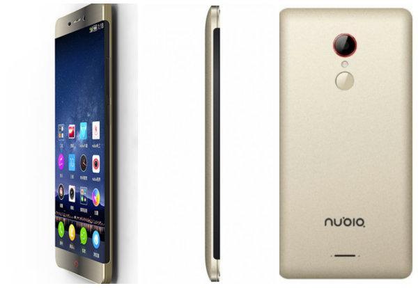ZTE Nubia Z11 kavisli ekranla gelecek