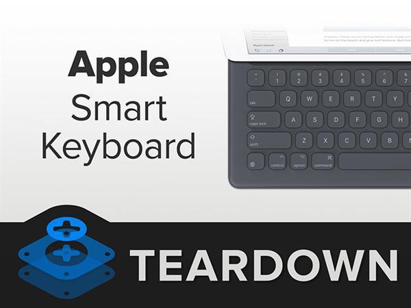 Bir klavye düşünün ki içi parçalanmadan açılamıyor!