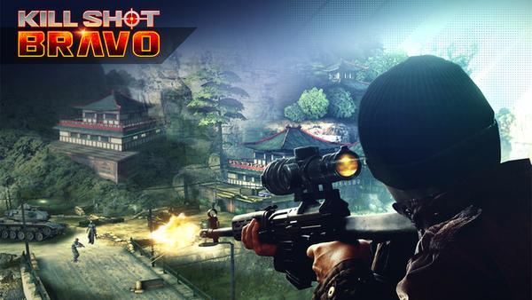 Kill Shot Bravo ile sniper kapışmaları başlıyor