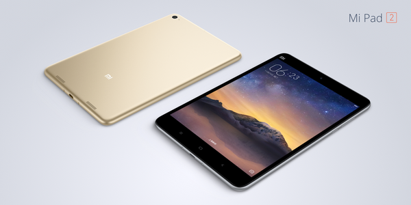 Xiaomi Mi Pad 2 ibreyi Intel'e çeviriyor
