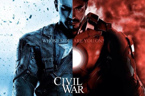 Captain America: Civil War için ilk fragman yayında