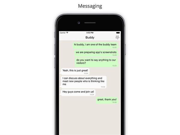 Arkadaş bulmayı kolaylaştıran yeni iOS uygulaması