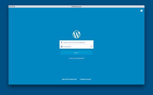 WordPress kabuk değiştiriyor