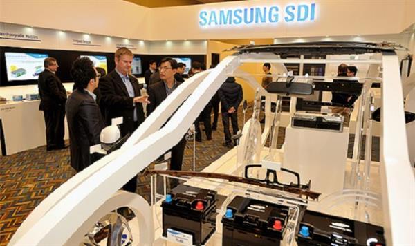 Samsung Çin'de Lityum-iyon pil farbrikası açtı