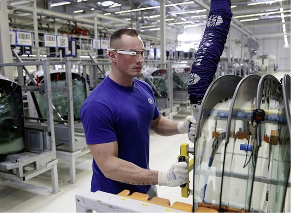 Volkswagen'den Google Glass atılımı