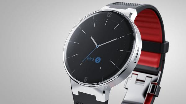 Alcatel Onetouch Watch raflara çıkıyor