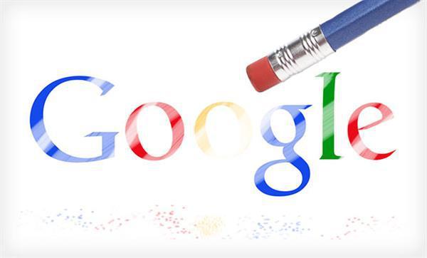 Avrupa vatandaşları Google'a 348 bin içerik silinmesi talebi gönderdi