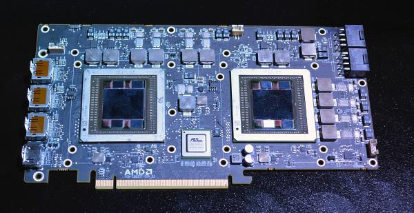AMD Radeon R9 Fury X2 rekorları kırmaya geliyor