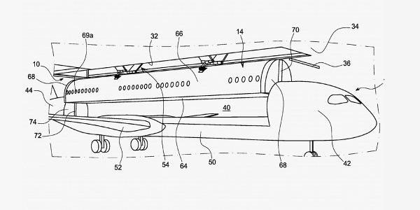 Airbus ayrılabilir kabin konsepti üzerinde çalışıyor