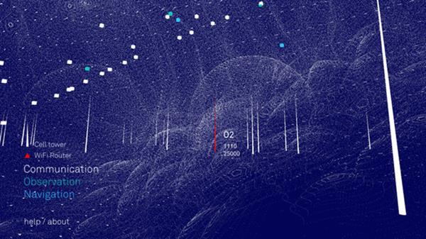 Çevrenizdeki kablosuz sinyalleri merak ediyor musunuz?