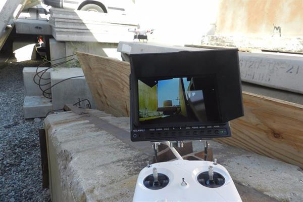 Drone eklentisiyle yukarıdan nefes alış verişi ve kalp atışı taranabiliyor