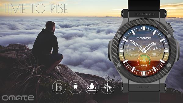3G destekli Omate Rise akıllı saati duyuruldu