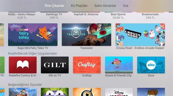Apple TV Dördüncü Nesil Video İnceleme