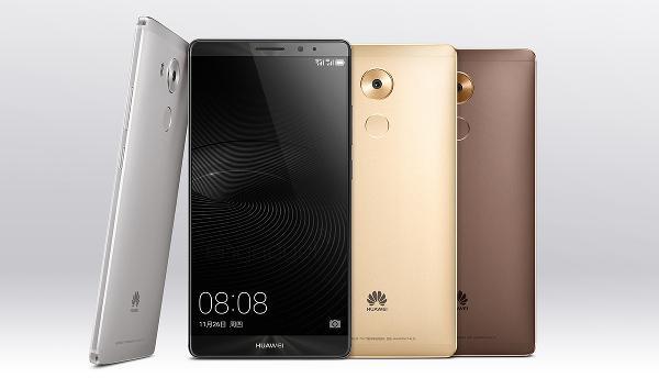 Huawei Mate 8 gelecek yılın ilk çeyreğinde Türkiye'de